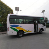 14-24seats 6.6m 학교 버스 근거리 왕복 버스 디젤 엔진 후방 엔진