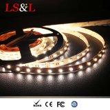 5050SMD Ledstripホーム照明のための軽いロープの装飾