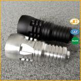 Parti su ordinazione dell'indicatore luminoso di precisione i pezzi meccanici con il prezzo di fabbrica