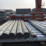 ASTM A53 gr. B Sch40 Tubo de Aço Galvanizado médios quente