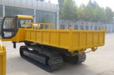 Mini Dumper Construção Esteiras hidráulico Dumper Truck