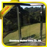 Prezzo di vetro Tempered 4mm-19mm di qualità di qualità con CE/CCC/ISO9001