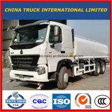 Sinotruk HOWO 6X4 20cbm 무거운 물뿌리개 트럭 또는 물 탱크 트럭