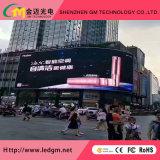 Publicidade internas/externas Visor LED de cores para instalação fixa ou de bicicleta (P4&P5&P6&P8&P10&P16&P20 Armários do módulo)