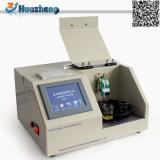 Salida rápida estándar Hzcs-3 3 tazas del transformador del petróleo del probador del ácido