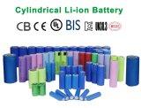Certificato della Banca dei Regolamenti Internazionali KC di RoHS del Ce delle cellule di batteria dello Li-ione dello ione del litio di 18650 Li