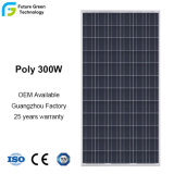 comitato solare di potere a energia solare di alta efficienza 300W