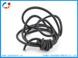 Black Round Strong Tie chaîne élastique pour filets de cargaison
