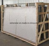 Thermo industriel en acier inoxydable de la plaque et la plaque de protection environnementale