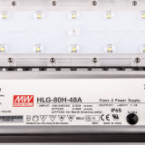200W 외부 cUL Dlc를 가진 지상에 의하여 거치되는 LED 플러드 빛