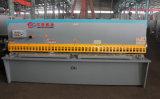 Chapa de Aço CNC hidráulica do feixe de Giro da Máquina de Cisalhamento