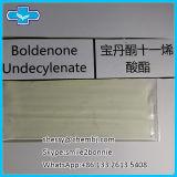 Equipo Boldenone de contrapeso esteroide farmacéutico Undecylenate de la gimnasia