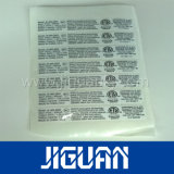Kundenspezifisches Drucken, das anhaftende Aufkleber verpackt