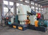 HDPE LDPE PP фильм двойной этапе Granulation машины
