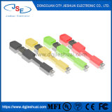 Фги молнии фги кабель для зарядки цепочки ключей для Apple iPhone 7/8/X