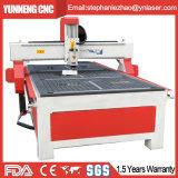 Puerta de madera del mejor precio que hace la máquina del ranurador del CNC de la máquina