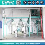 El uso de la industria de alimentación de fábrica de Pollos planta de pélets