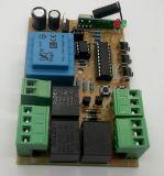 220V 433m с изменяющимся кодом трубчатые Электродвигатель автоматического управления дверьми платы еще не845