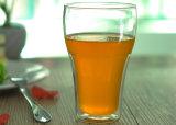 Borosilicat-doppel-wandiges Bier-Glas