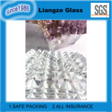 Vidrio laminado ultra claro del cristal con sobre la transmitencia del 91%