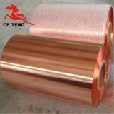 Bobina del rame C11000 di alta qualità 99.99%/stagnola di rame per elettronica