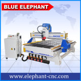 Precio del ranurador del CNC del grabado del CNC Ele1325 con el sistema de control de DSP del elefante azul