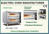 De commerciële Oven 3deck 3tray van de Apparatuur van de Catering Elektrische Tegen Hoogste met Ce