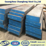 1.7225/SAE4140 barre plate en acier allié de l'outil pour la mécanique