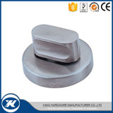 Slot van de Deur van het Glas van het Toilet van het roestvrij staal het Openbare met de Bout van de Indicator