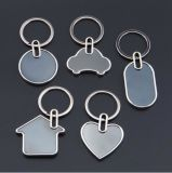 Soem-kundenspezifisches Form-Metall Keychain