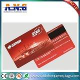 Cartão do PVC de Magstrip do cartão de sociedade para o cartão chave da segurança do hotel
