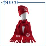 流行の熱い販売の卸売の帽子のスカーフセット