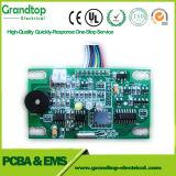 Fabricação PCBA com componentes eletrônicos de DIP