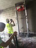 Machine automatique de plâtre de jet de la colle de mur