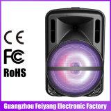 Altavoz activo portable de Bluetooth de la venta caliente con la luz F12-1