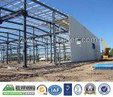 Конструированный сарай здания пакгауза Prefabrication стальной структуры