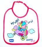 На заводе производят печати логотип хлопка Джерси Bib детского питания
