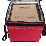 Multifonctionnel Using le sac de refroidisseur de la distribution de pizza de nourriture isolé par mode par type de Sling Tote