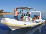 Barco inflável rígido de Liya 6.6m com Ce para a venda
