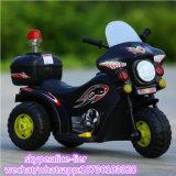 Giro elettrico dei capretti della motocicletta del triciclo dei bambini sulla motocicletta