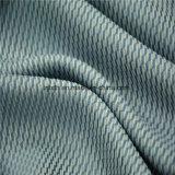 2018 Novo Estilo de poliéster tecido Jacquard Fashion cortina para quarto de hotel