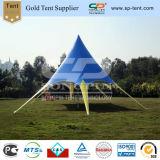 アルミニウムフレームの屋外の二重上の星の陰のイベントのテント(FX-0812)