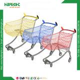 Supermarkt-Laufkatze-Speicher-Einkaufswagen