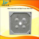Piatto speciale del filtrante per la filtropressa efficiente e rapida