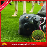 巻き毛のPEの高品質の総合的な芝生のカーペット