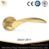 Poignée tubulaire, la vie privée, l'adoption, l'entrée de zinc Poignée du levier de porte (Z6008-ZR05)