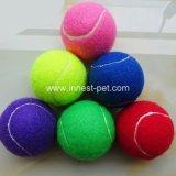 O logotipo personalizado Pet bola de ténis, acessórios de cães