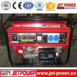 генератор портативная пишущая машинка газолина 1.5kw 1500W электрический