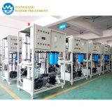 3000L/D RO de Dessalinização da Água do Mar do Sistema de Tratamento de Água Wy-Fshb-3