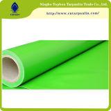 Tela incatramata impermeabile del PVC per il coperchio Tb021 del tetto o della tenda